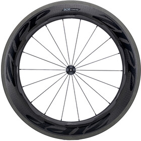 Zipp 808 Firecrest Front Wheel Carbon Clincher black